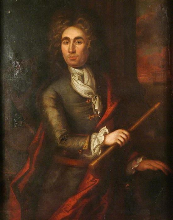Admiral John Benbow (1653–1702)