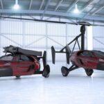 PAL-V: летающая машина уже в продаже