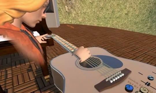 Студия SkywatcherVR разработала приложение для виртуальной реальности под названием «Instrument Studio VR».