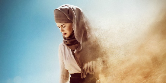 Кадр из фильма Королева пустыни