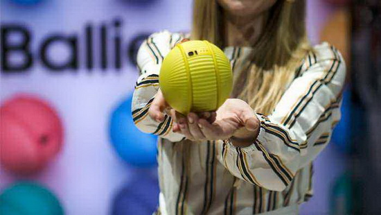 Робот Ballie