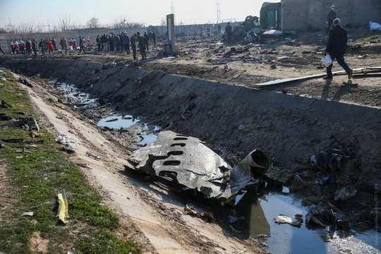 Пассажирский самолет Boeing 737 авиакомпании МАУ, рухнувший в Тегеране, был случайно сбит в результате «человеческой ошибки».