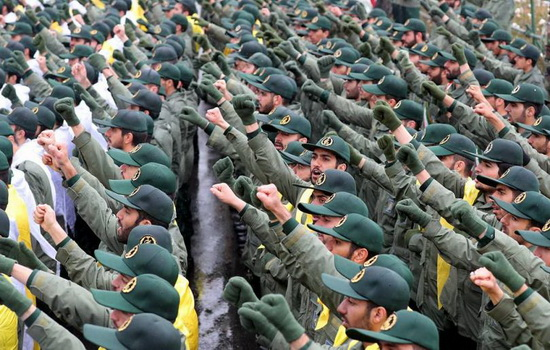 КСИР был создан после Исламской революции 1979 года на основе военизированных отрядов исламских революционных комитетов