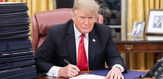 Тегеран намерен преследовать президента США Дональда Трампа в судебном порядке за убийство генерала Касема Сулеймани
