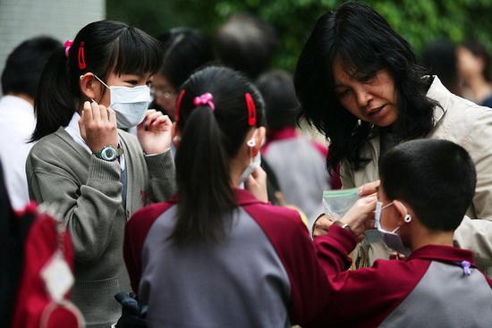 В КНР ранее несколько раз имели место вспышки атипичной пневмонии.