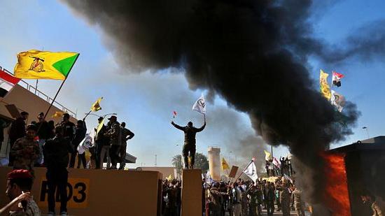 Эти беспорядки, по данным США, были организованы Тегераном.