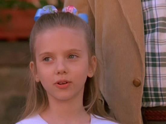 Она получила свою первую роль в 8 лет: роль в фильме «Норт»