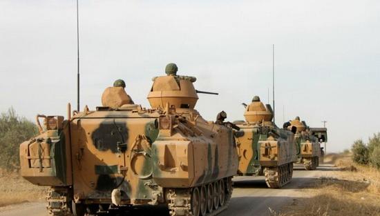 Турецкий парламент разрешил отправку войск в Ливию