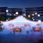 Toyota запланировала построить город будущего Woven City