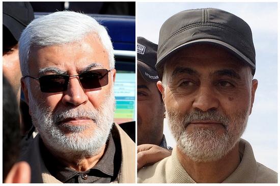 Ситуация в регионе обострилась после убийства 3 января иранского генерала Касема Сулеймани в Багдаде.