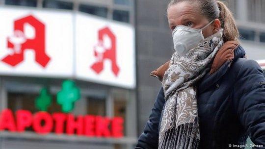 Новые случаи заболевания коронавирусом 2019 n-CoV, выявлены в федеральной земле Бавария.