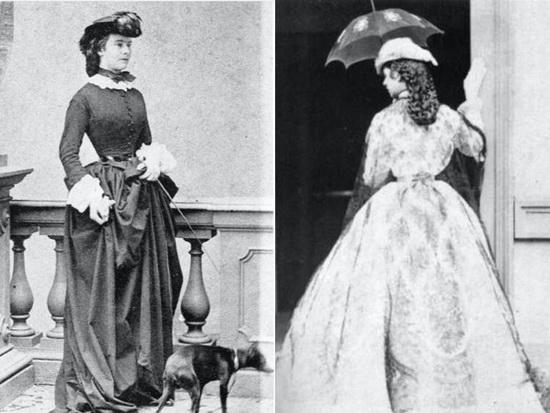 в 25-летнем возрасте Елизавета была достаточно полной девушкой