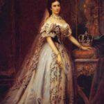 Елизавета Баварская: в 50 лет— талия 51 см