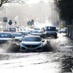 Последствия урагана «Киара» в Европе