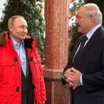 Лукашенко заявил, что Россия принуждает Белоруссию к интеграции с ней