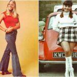 Как одевались советские модницы в 70-х годах
