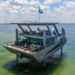 Mansion Yacht: Яхта-особняк из нержавеющей стали