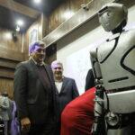 Surena IV: Иран представил своего самого продвинутого робота-гуманоида