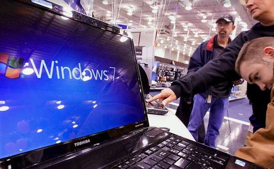 Ошибка появляется, когда пользователи пытаются выключить или перезагрузить компьютер с операционной системой Windows 7.