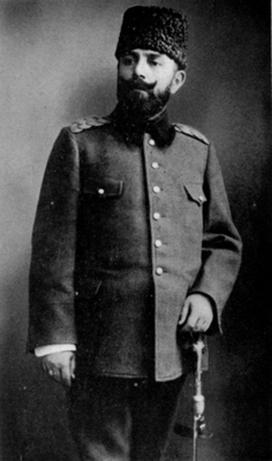 Ахмед Джемаль-паша