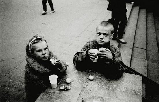 Бездомные, 1995 год