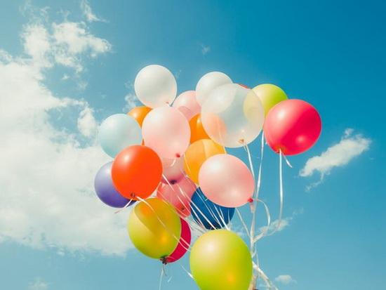 Воздушные шары на больших высотах