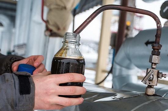 Нефтяная ломка
