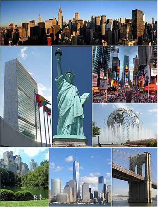 За последние 75 лет (с момента окончания Второй мировой войны) город Нью-Йорк пять раз сталкивался с тяжелейшими кризисами.