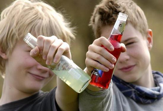 дети алкоголь5