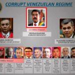 США предъявили Мадуро обвинения в причастности к наркотерроризму
