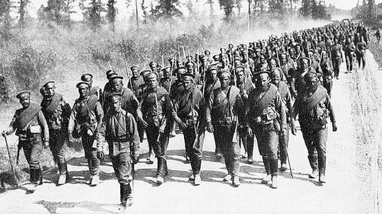 первая мировая война Россия