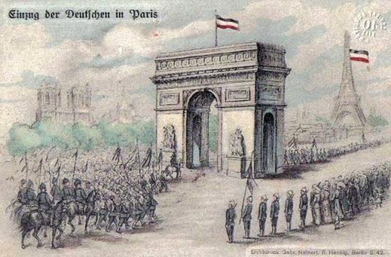 первая мировая война франция
