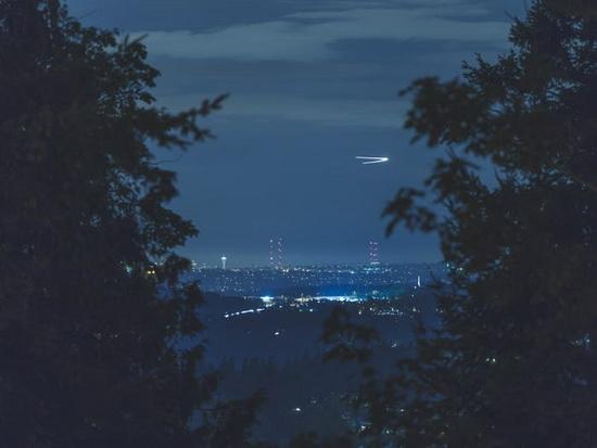 Несколько пилотов утверждают, что видели НЛО