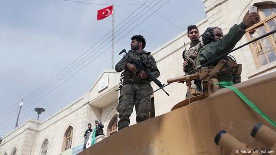 Турция оставляет за собой право отвечать на нападения сирийской армии
