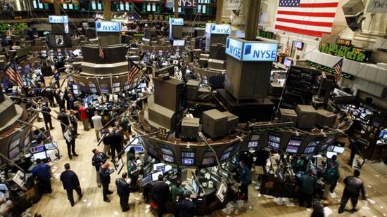 2001 года на нью-йоркской фондовой бирже