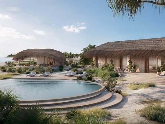 На курорте, который откроется летом 2020 года, есть все удобства, которые только можно себе представить