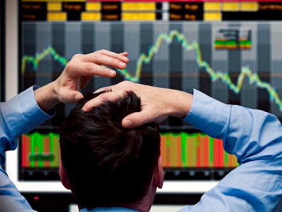 Падение ведущего британского индекса FTSE