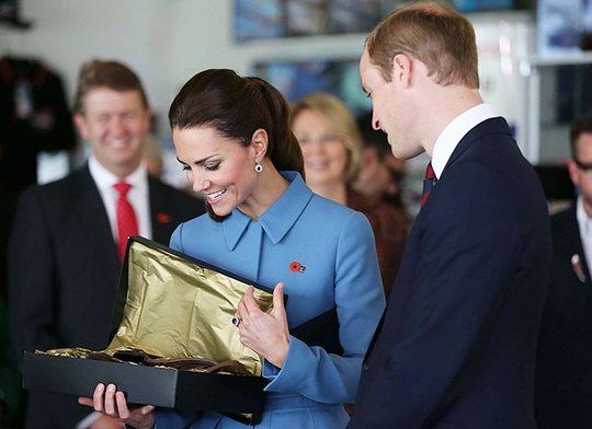 29 апреля, Кейт Миддлтон и принц Уильям праздновали 9-ю годовщину брака.