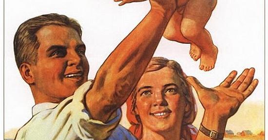 Советское воспитание сдерживало распущенность