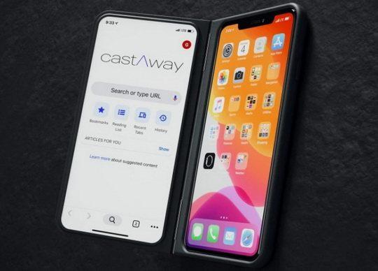 Смартфоны «раскладушки» с двумя экранами становятся все более популярными.