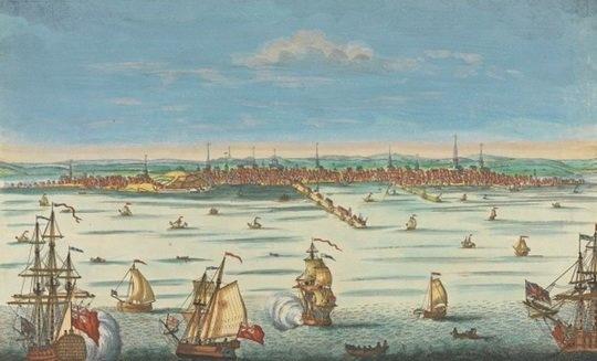 Война между англичанами и индейцами-пекотами открыла череду противостояний колонистов и аборигенов.
