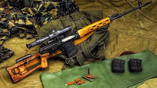Не так давно оружейники праздновании столетие со дня рождения советского конструктора оружия Евгения Федоровича Драгунова