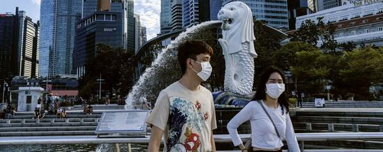 коронавирус Сингапур