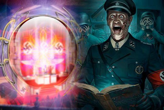 Гитлер и большинство его приближенных, свято верили в оккультные науки.