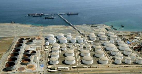 хранилище нефти