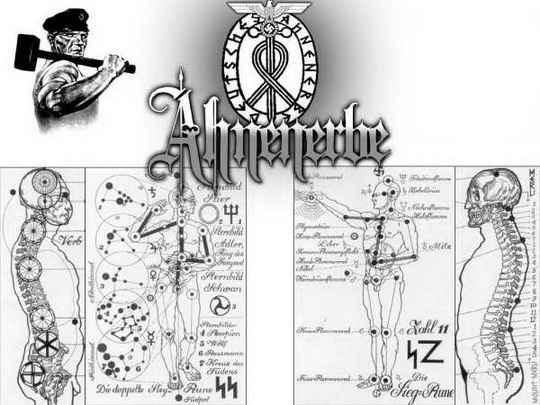 Аненербе («Наследие предков») — темная тайна третьего рейха