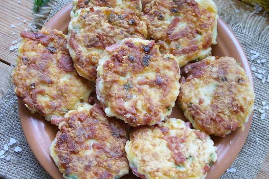 Картофельные шницели