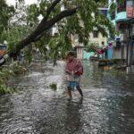 Циклон «Амфан» обрушился на Индию и Бангладеш