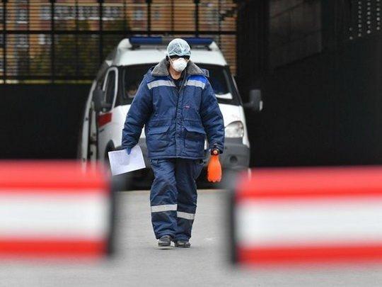 Количество смертей, зафиксированных в Москве в апреле, выросло на 20% по сравнению со средним значением для этого месяца за последние десять лет