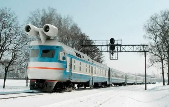 В СССР любили эксперименты и старались воплотить необычные, нестандартные решения в жизнь, если не полностью, то хотя бы частично.